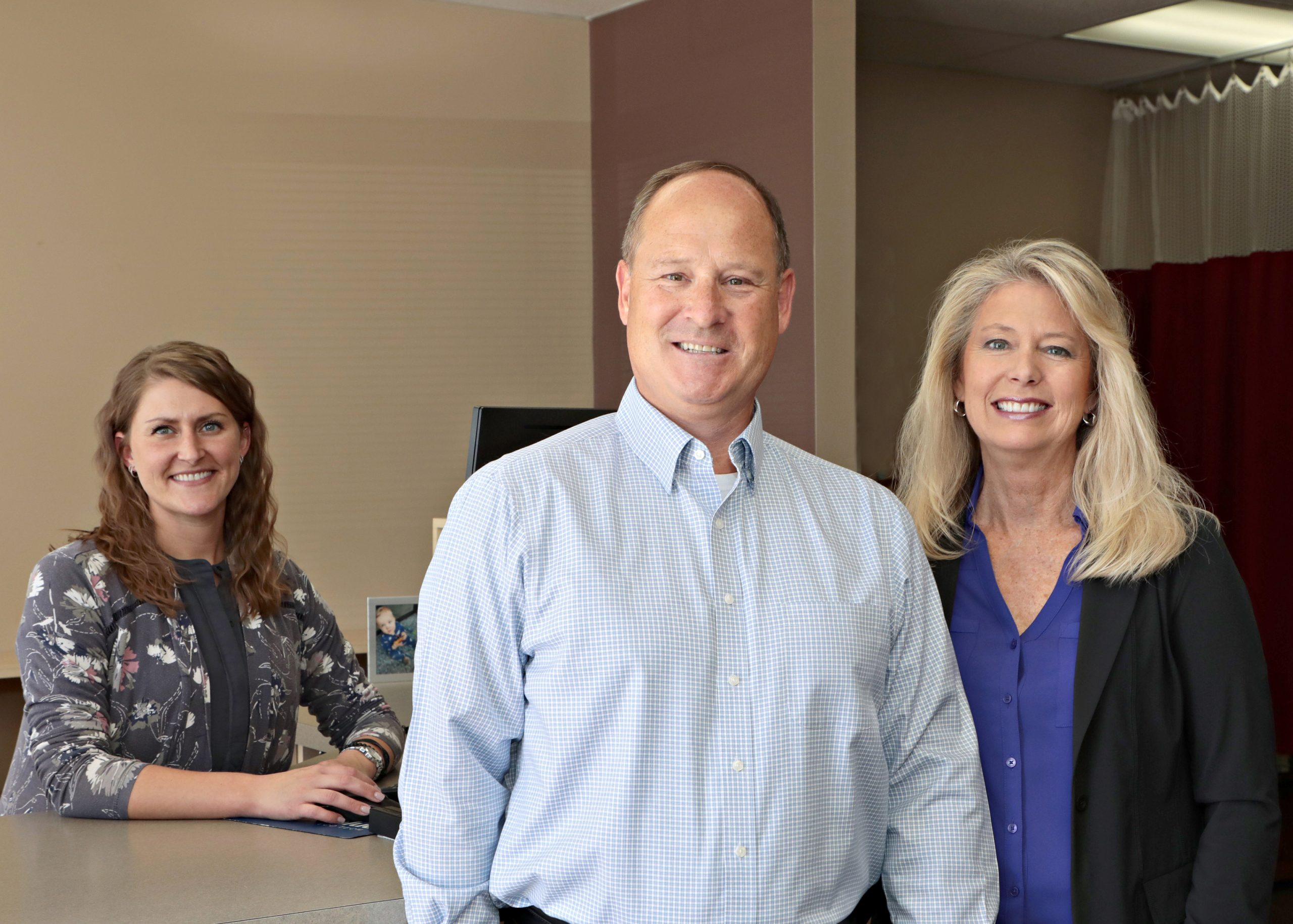 The Langel Chiropractic Team providing chiropractic care since 1994.